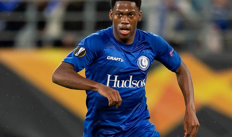 Manchester United and Arsenal 'monitoring Gent starlet Jonathan David as Premier League rivals make enquiries to his agent over a possible summer move'