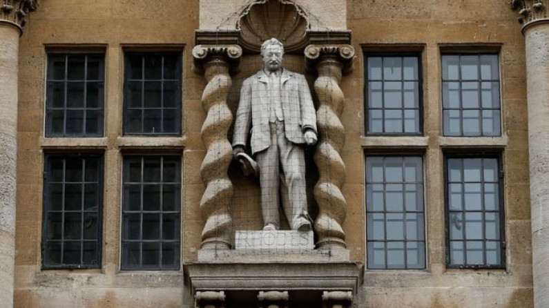 Cecil Rhodes protesters continue fight after vote to remove statue