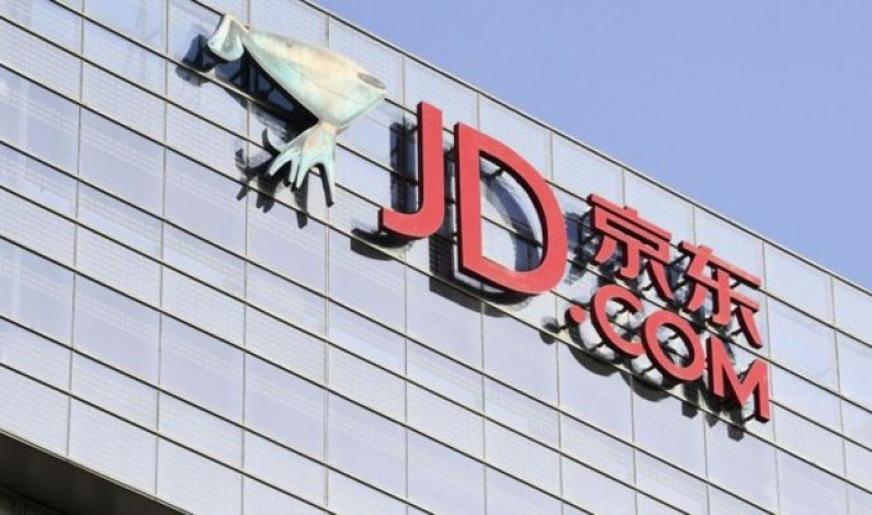 China's JD.com raises almost $4bn in Hong Kong share sale