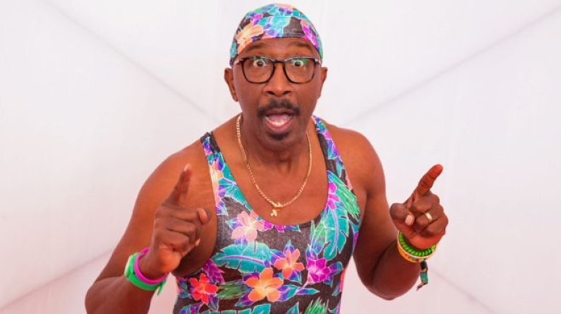 Mr Motivator on racism: 'I was asked why I hadn't said I was black'