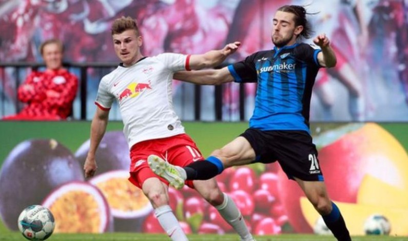 Timo Werner: Chelsea agree to sign forward from RB Leipzig on five-year deal