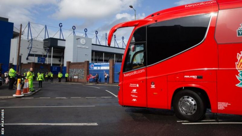 Everton 0-0 Liverpool – a Merseyside derby draw like no other at Goodison Park