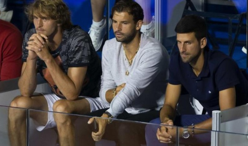 Grigor Dimitrov: Bulgarian tests positive for coronavirus after Adria Tour events