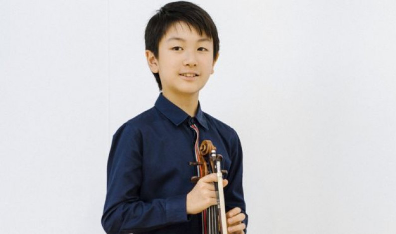 Christian Li: The young Harry Potter fan on his music stardom