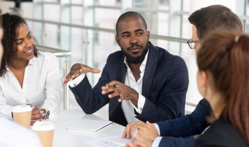 Black business managers still underrepresented, says study