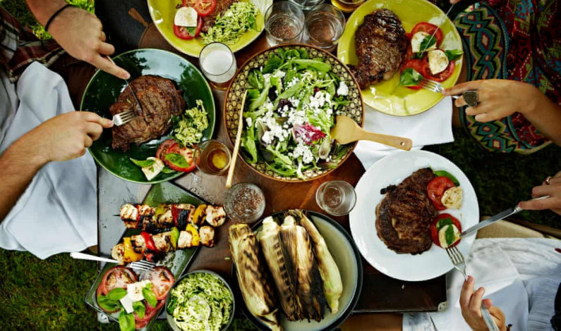 The heat is on: how to barbecue every food perfectly – from steak to fish to tender veg