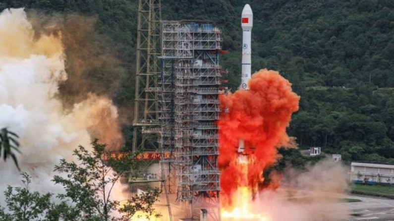 BeiDou: China launches final satellite in challenge to GPS