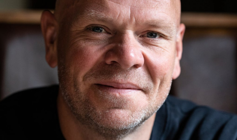 Tom Kerridge on love, weight loss and the restaurant crisis: 'There will be some horrific casualties'
