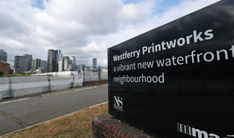 Westferry planning row: Jenrick texted property developer, documents show