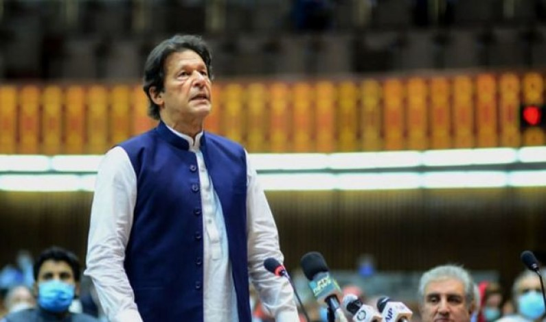 Imran Khan criticised after calling Osama Bin Laden a 'martyr'