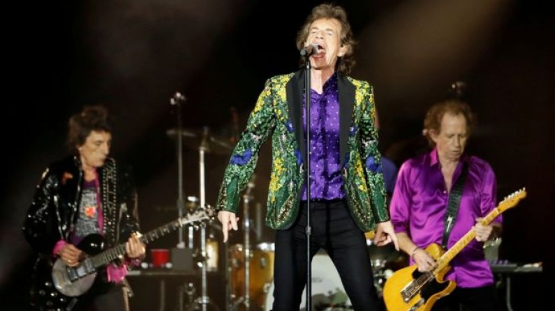 Rolling Stones warn Trump not to use their songs – or face legal action