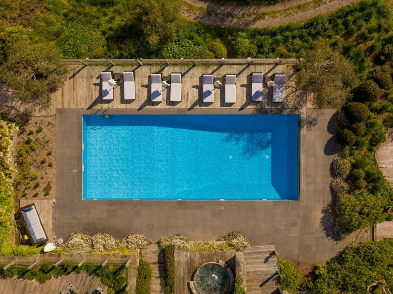 10 villas to rent in the UK with private pools