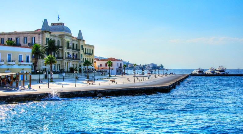 A voyage to Spetses